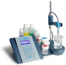 sensION+ MM340 GLP Benchtop Kit for pH and ISE for general use