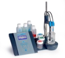 sensION+ MM378 GLP Laboratory pH/ISE/EC/DO Kit Dual Channel With 5014 pH Combination Electrode, 5070 Platinum Conductivity Cell and 5131 DO Electrode