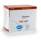 Free and Total Chlorine TNTplus